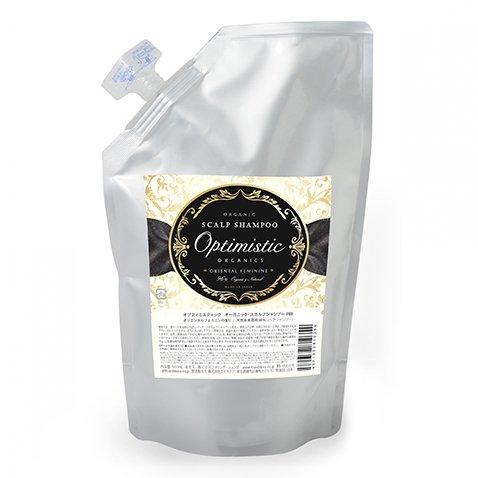 Organic Scalp Shampoo RB Refill / オーガニック・スカルプシャンプー RB 500mL詰替