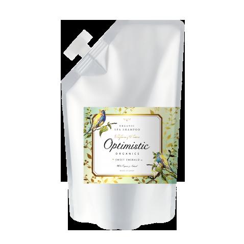 Organic Spa Shampoo / オーガニック・スパシャンプー 500mL詰替