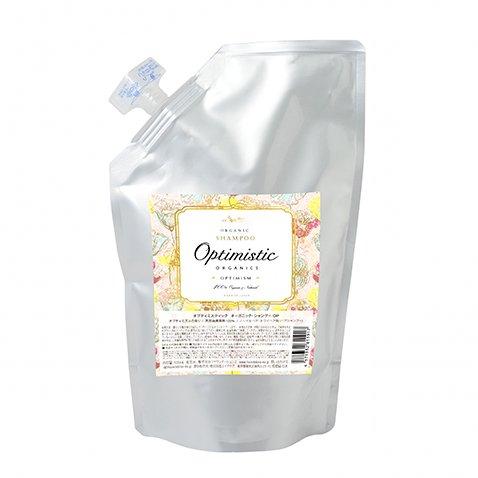 Organic Shampoo OP Refill / オーガニック・シャンプーOP 500mL詰替