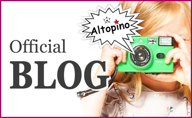 Altopino official blog