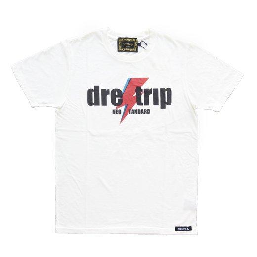 drestrip ドレストリップ NEO STANDARD プリントTシャツ/ホワイト