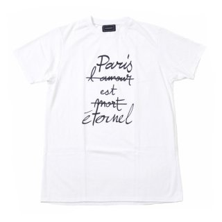 MAISON HONORE |メゾンオノレ 通販|大阪正規取扱店舗|最短翌日着|Charlotte半袖Tシャツ|ホワイト