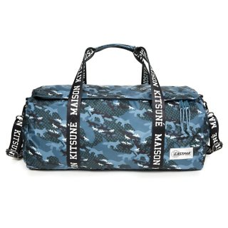 <img class='new_mark_img1' src='//img.shop-pro.jp/img/new/icons1.gif' style='border:none;display:inline;margin:0px;padding:0px;width:auto;' />Maison Kitsune×Eastpak|メゾンキツネ×イーストパック 通販|ユニセックスアイテム|ボストンバッグ|ブルー