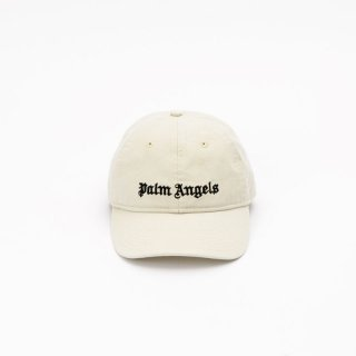 <img class='new_mark_img1' src='https://img.shop-pro.jp/img/new/icons1.gif' style='border:none;display:inline;margin:0px;padding:0px;width:auto;' />Palm Angels|パームエンジェルス メンズ通販|大阪正規取扱店舗|最短翌日着|CLASSIC LOGO CAP|オフホワイト