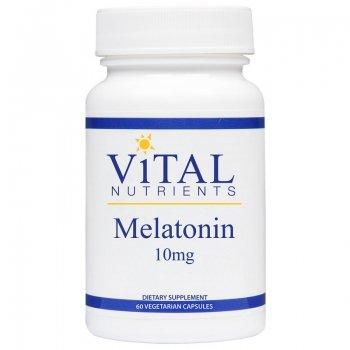 (取)Melatonin 60カプセル Vital Nutrients社 [1]