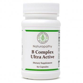 ビタミンBコンプレックス高活性/低アレルギー性 60錠