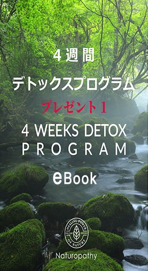 4週間のデトックスプログラム  [2]