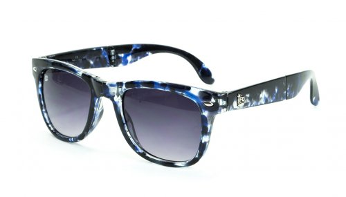 <img class='new_mark_img1' src='//img.shop-pro.jp/img/new/icons5.gif' style='border:none;display:inline;margin:0px;padding:0px;width:auto;' />NEPTUNE - sunglasses- black tortoise (frame) / black gradation(lens) サングラス / 折り畳み式/アイエフオー