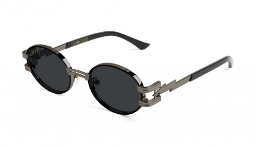 <img class='new_mark_img1' src='//img.shop-pro.jp/img/new/icons5.gif' style='border:none;display:inline;margin:0px;padding:0px;width:auto;' />9five ST.JAMES BOLT Gunmetal Sunglasses セントジェームス / ガンメタル / サングラス / ナインファイブ