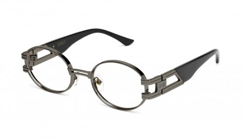 <img class='new_mark_img1' src='https://img.shop-pro.jp/img/new/icons5.gif' style='border:none;display:inline;margin:0px;padding:0px;width:auto;' />9five ST. James Gunmetal Clear Lens Glasses セントジェームス / ガンメタル / クリアーレンズ / ナインファイブ
