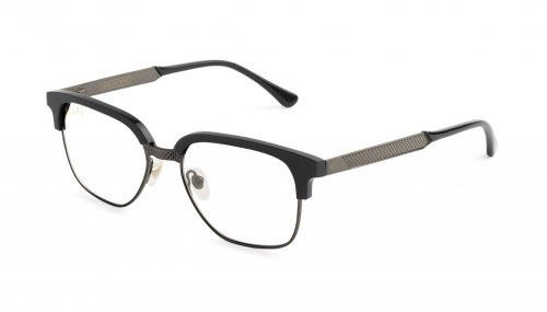 <img class='new_mark_img1' src='https://img.shop-pro.jp/img/new/icons5.gif' style='border:none;display:inline;margin:0px;padding:0px;width:auto;' />9five Estate Gunmetal Clear Lens Glasses  エステート / ガンメタル / クリアーレンズ / ナインファイブ