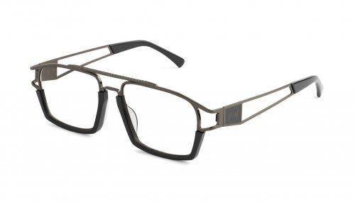 <img class='new_mark_img1' src='https://img.shop-pro.jp/img/new/icons5.gif' style='border:none;display:inline;margin:0px;padding:0px;width:auto;' />9five KINGPIN Gunmetal Clear Lens Glasses キングピン / ガンメタ / クリアーレンズ / ナインファイブ