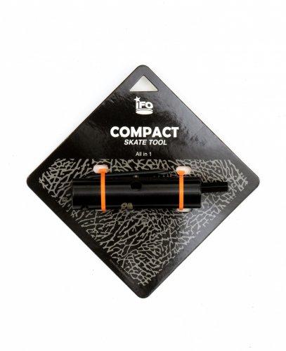 COMPACT SKATE TOOL - Black コンパクトツール / 工具 / ブラック / アイエフオー / スケートツール