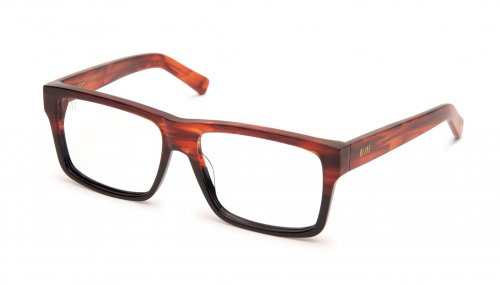 <img class='new_mark_img1' src='https://img.shop-pro.jp/img/new/icons47.gif' style='border:none;display:inline;margin:0px;padding:0px;width:auto;' />9five Caps Havana Clear Lens Glasses キャップス / ハバナ / クリアレンズ / ナインファイブ