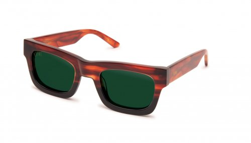 <img class='new_mark_img1' src='https://img.shop-pro.jp/img/new/icons5.gif' style='border:none;display:inline;margin:0px;padding:0px;width:auto;' />9five AYDEN Havana Vintage Green Sunglasses アイデン / ハバナ / サングラス / ナインファイブ