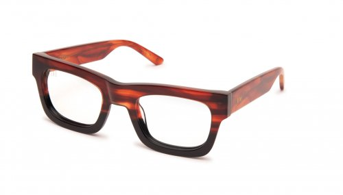 <img class='new_mark_img1' src='https://img.shop-pro.jp/img/new/icons47.gif' style='border:none;display:inline;margin:0px;padding:0px;width:auto;' />9five AYDEN Havana Clear Lens Glasses アイデン / ハバナ / クリアレンズ / ナインファイブ