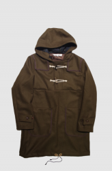 <img class='new_mark_img1' src='https://img.shop-pro.jp/img/new/icons20.gif' style='border:none;display:inline;margin:0px;padding:0px;width:auto;' />POURTON DE MOI PULLOVER DUFFLE【Dark Green】