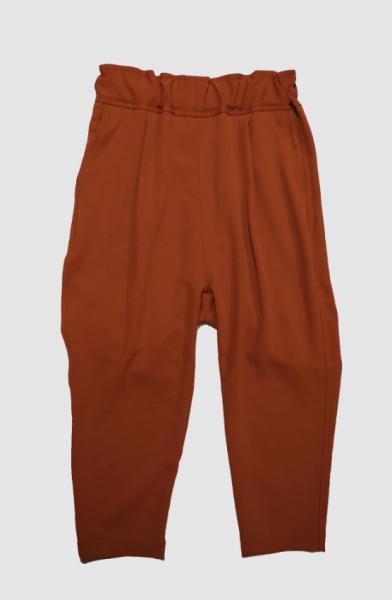 FIRMUM フルダルポリエステルオックスイージータックパンツ【Orange】