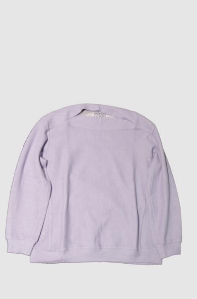 FFIXXED STUDIOS OVERSIZE BOAT NECK SWEATER【Lavender】