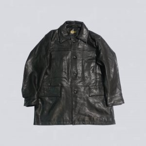 AWESOME LEATHER【オーサムレザー】 CAR COAT