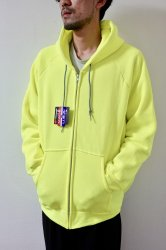 CAMBER【キャンバー】 CHILL BUSTER THERMAL LINED ZIPPER HOODED【LIME】