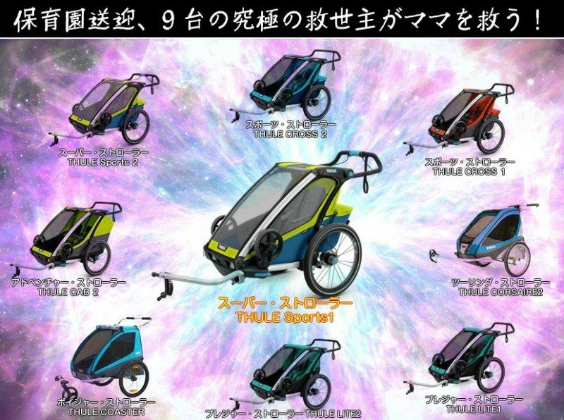 2017年10月2日:THULE製品の日本語マニュアルできました!