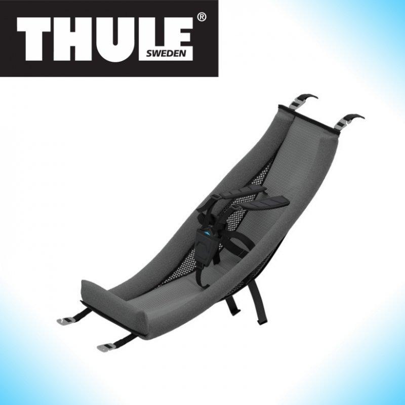【即納】Thule Chariot Infant Sling<スーリー・チャリオット・インファントスリング>赤ちゃん補助シート適合月齢1〜10か月 体重10 kg カラー:ブラック