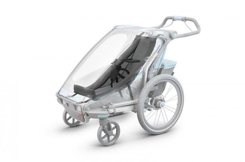 【即納】Thule Chariot Infant Sling<スーリー・チャリオット・インファントスリング>赤ちゃん補助シート適合月齢1〜10か月 体重10 kg カラー:ブラック【画像2】