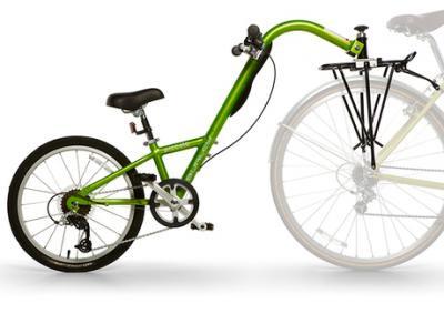 【一週間レンタル】Burley Piccolo Trailer Cycle祭事や自転車レースのイベントに。子供自転車教室に(返信送料お客様負担)