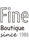 Fine online shop