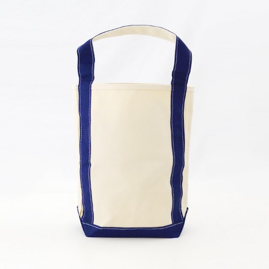 Tembea<br/>Baguette Tote<br/>Natural×Navy