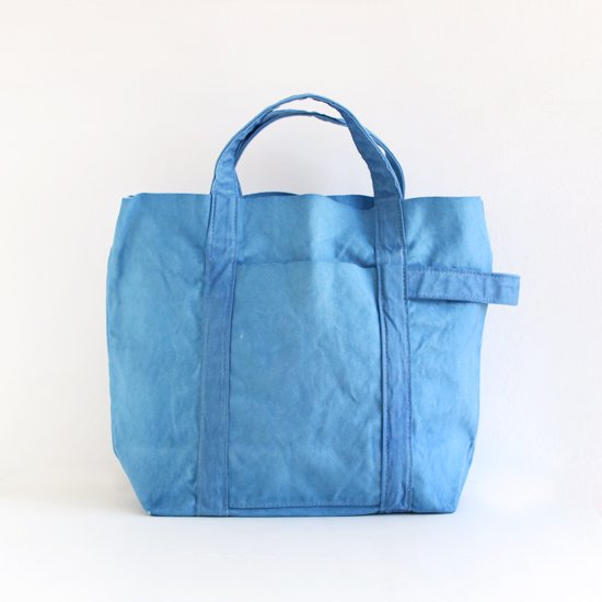 Tembea Club Tote <br/>Light Indigo