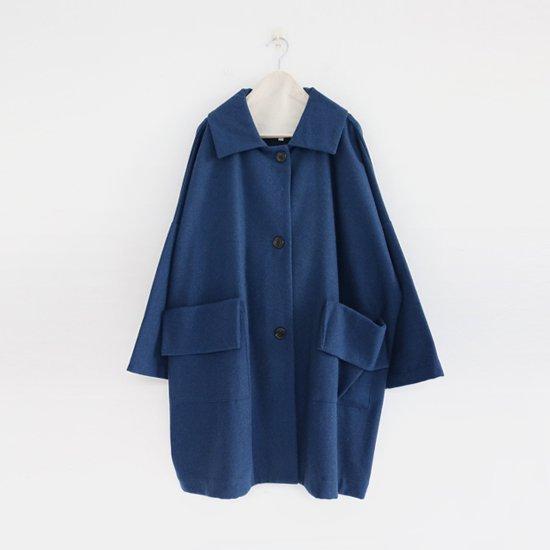 Gallego Desportes<br>ビッグポケットコート<br>Blue