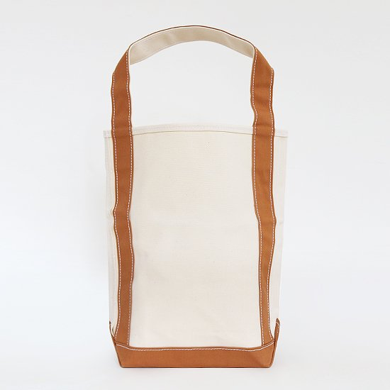 Tembea<br/>Baguette Tote<br/>Natural×Brown