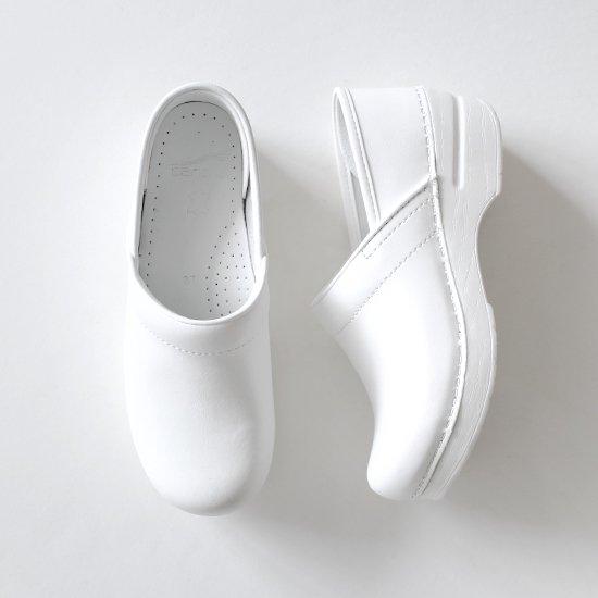 Dansko<br>Professional<br>White
