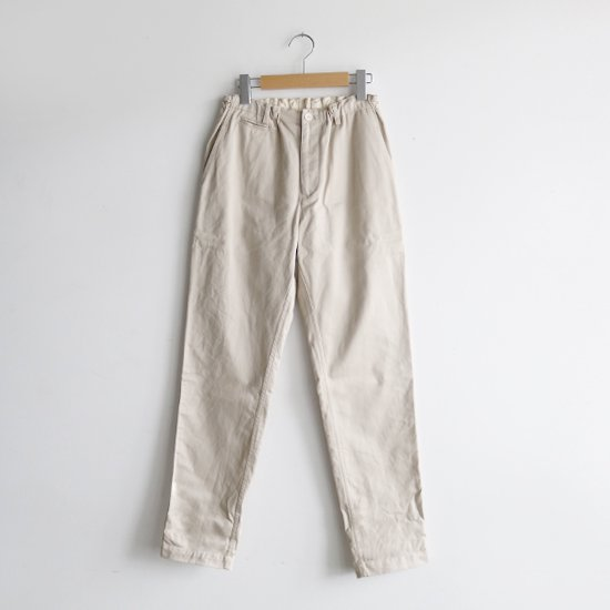 ゴーシュ <br/> Katsuragi Tapered Pants / Beige