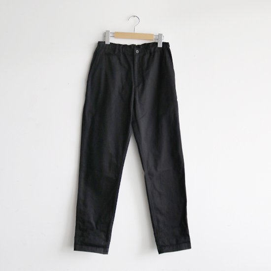 ゴーシュ <br/> Katsuragi Tapered Pants / Black