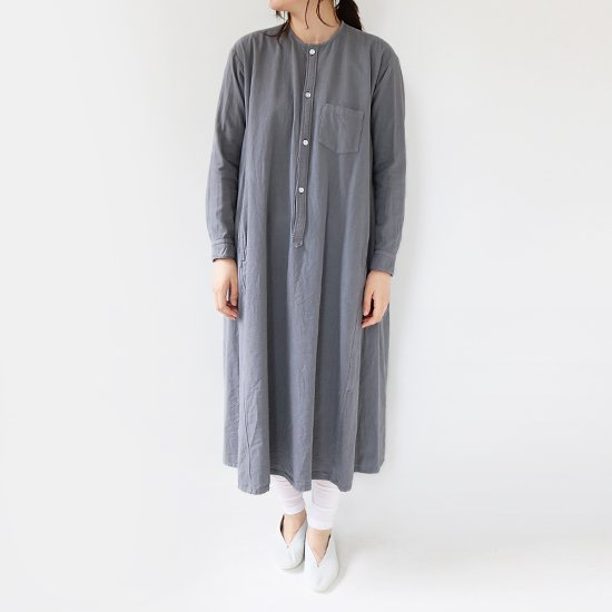 ゴーシュ <br/> India Duck One-piece / Grey