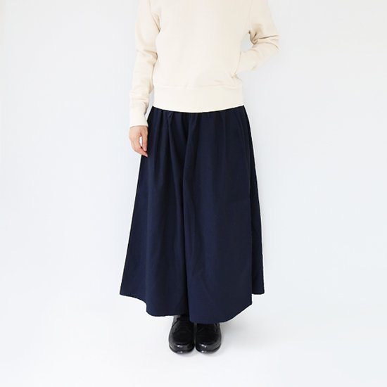 style+confort <br/>Cotton Culottes / Navy