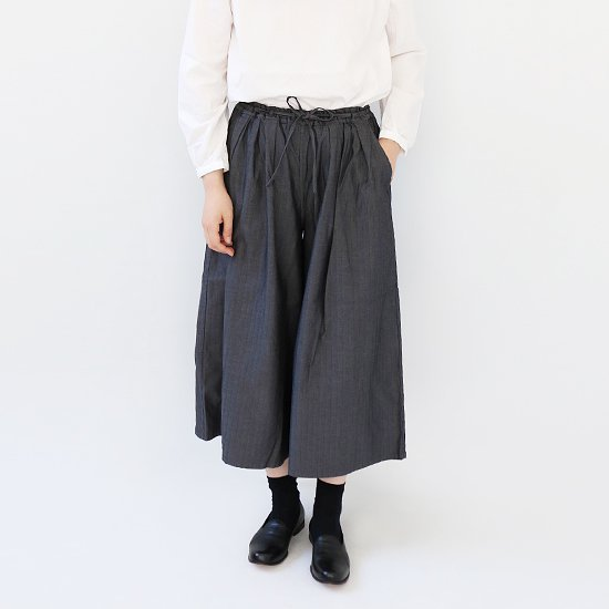 style+confort <br/>Cotton Culottes / Grey