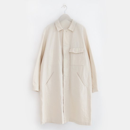 ゴーシュ <br/> Katsuragi Coat<br/>Natural