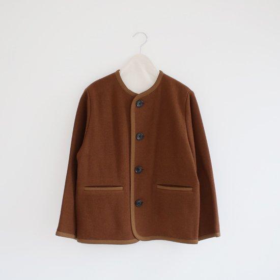Charpentier de Vaisseau<br>ウールジャケット<br>〈 Tod 〉<br>Brown