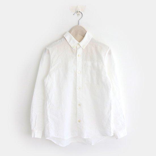 Charpentier de Vaisseau<br>リネンシャツ<br>〈 Sean 〉<br>White