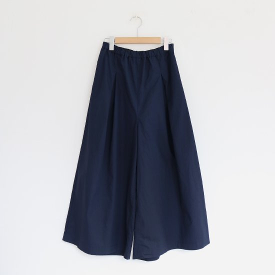 Style+Confort<br>コットンキュロットパンツ<br>Navy