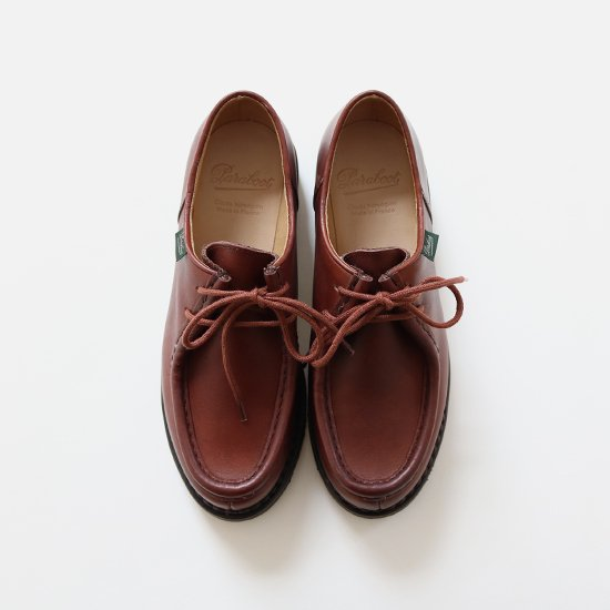 Paraboot<br>レザーシューズ<br>Michael Lady's<br>Brown