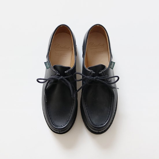 Paraboot | レザーシューズ 〈 Michael Lady's 〉Black | F063191SS002