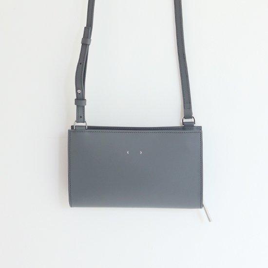PB0110<br>レザーポシェット<br>Grey
