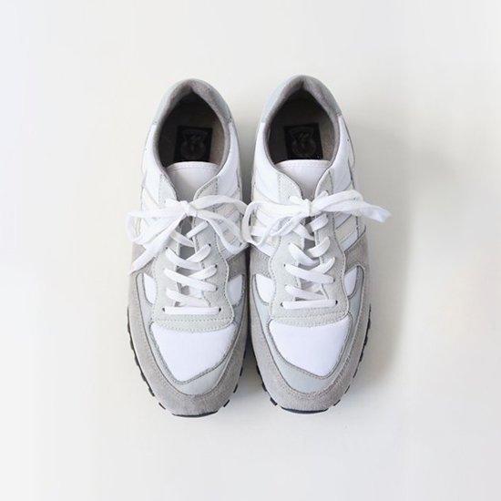ZDA<br>マラソンシューズ<br>White×Light Grey