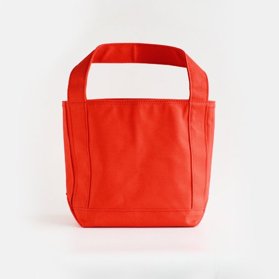 Tembea<br>ショートジップトート<br>Canvas11 Red