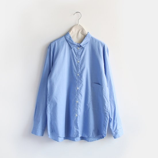 Gallego Desportes<br>プレーンシャツ<br>Light Blue